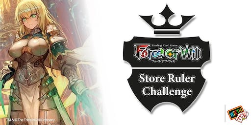 Force of Will: Store Ruler Challenge
