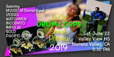 2019 SoCal Drum Corps Preview