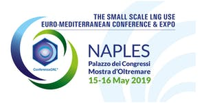 THE SMALL SCALE LNG USE CONFERENCE & EXPO - INVITO VIP
