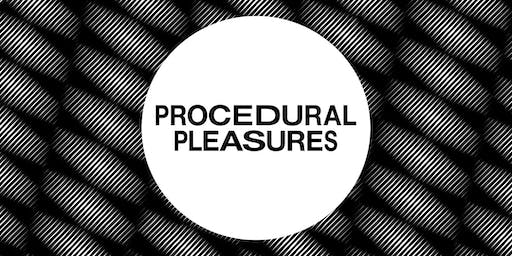 Procedural Pleasures: Workshop Generatives Design
