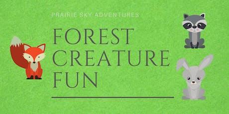 Forest Creature Fun Drama Camp tickets