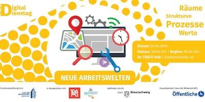 Digital Dienstag Neue Arbeitswelten