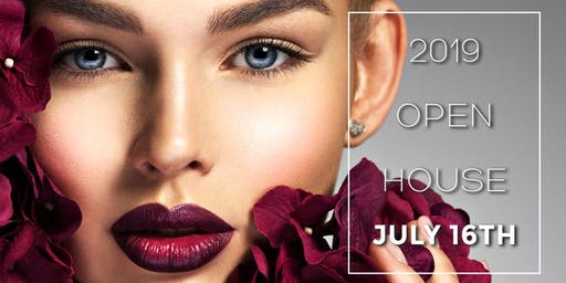 OPEN HOUSE at Multimedia Makeup Academy, July 16, 2019