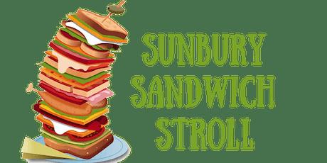 Sunbury Sandwich Stroll tickets