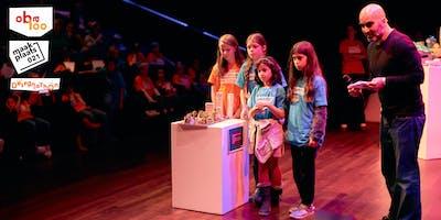 Live-finale Amsterdam Designathon Challenge 2019