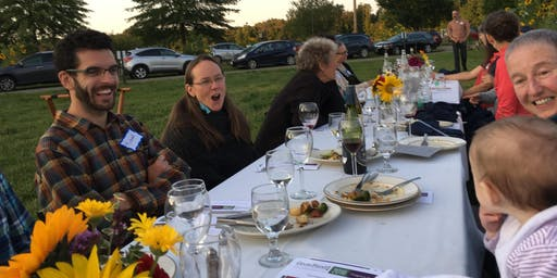 Solstice Dinner at Northampton Community Farm