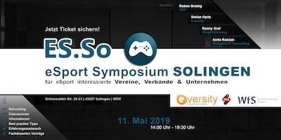eSport Symposium Solingen