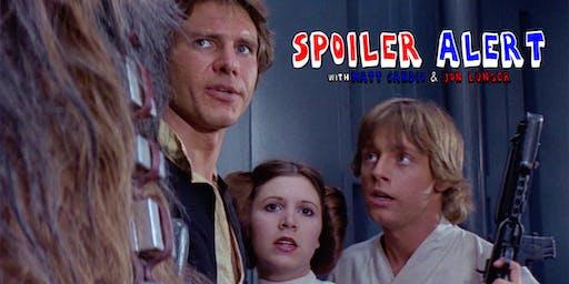 Spoiler Alert: Star Wars: Episode 4 - A New Hope