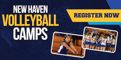 New Haven Volleyball Camps