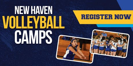 New Haven Volleyball Camps tickets