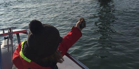 SAMARCH International Salmonid Coastal And Marine Telemetry Workshop tickets