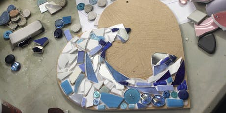 Mosaic Workshop at The Craft Barn tickets