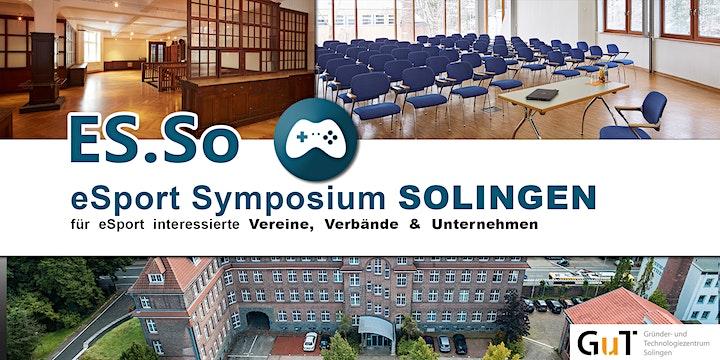 eSport Symposium Solingen: Bild