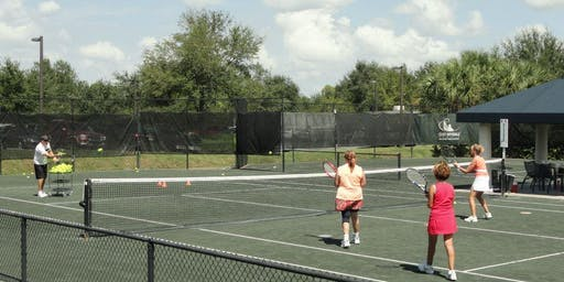 Ladies Beginner Tennis Class