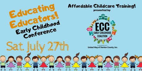 Educating Educators: Early Childhood Conference tickets