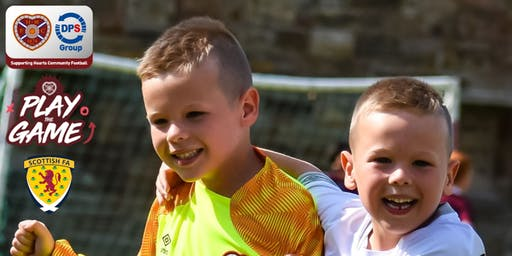Summer Play the Game Course 2019 - Tynecastle Park (8-12 July '19)
