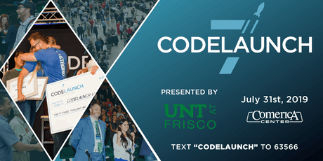 CodeLaunch VII Startup Expo – Seed Accelerator Competition in Dallas (Frisco), TX tickets