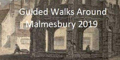 Guided Walk: Malmesbury Through The Eyes of Visitors tickets