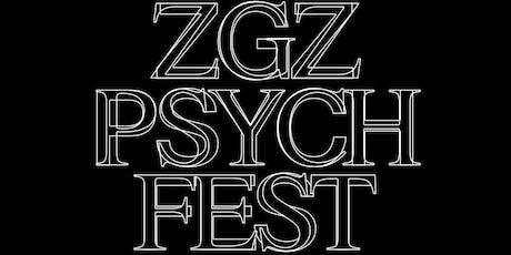 Zaragoza Psych Fest VII entradas