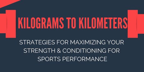 Kilograms to Kilometers: Strategies to Maximize your S&C for Rugby (NC) tickets