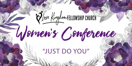 """Just Do You"" 2020 LKFC Women's Conference  tickets"