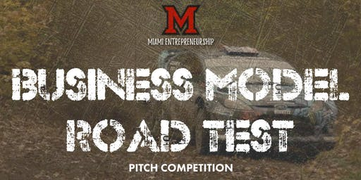Fall 2019 - Miami Business Model Road Test Pitch Competition