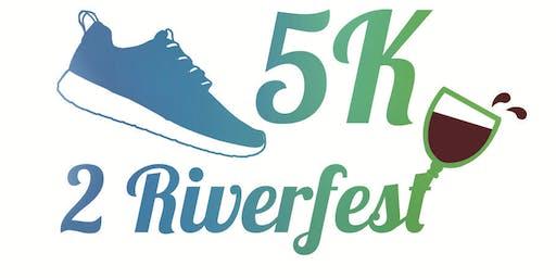 5K to Riverfest