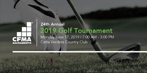 CFMA Sacramento - 24th Annual Golf Tournament