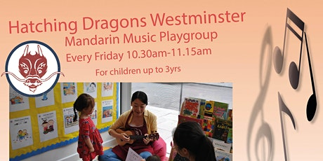 Mandarin Music Moments - a Bit of Mandarin for Mums who Like Musical Magic tickets