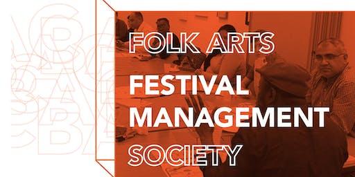 Folk Arts Society: Festival Management in Folklife