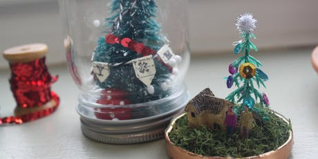 Snow Globes Workshop at The Craft Barn tickets