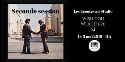 Immersion Pink Floyd - Wish You Were Here 11h