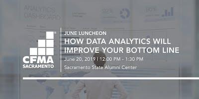 CFMA Luncheon - How Data Analytics Will Improve Your Bottom Line