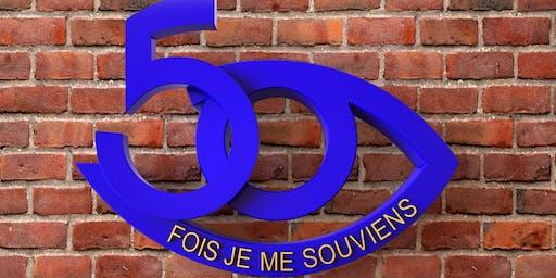 Soirée mondaine | 50e anniversaire de l'école secondaire Polybel