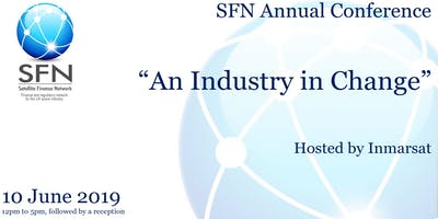Satellite Finance Network Annual Conference 2019 - An Industry in Change