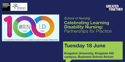 Celebrating Learning Disability Nursing: Partnerships for Practice