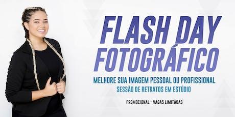 Flash Day Fotográfico , Ensaio fotográfico!  ingressos