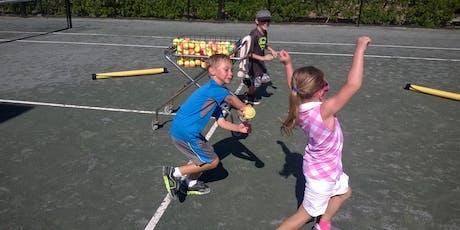 12 and Under Beginner Tennis Class tickets