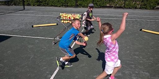 12 and Under Beginner Tennis Class