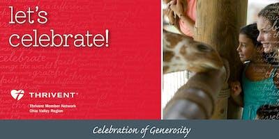 :: Celebration of Generosity ::