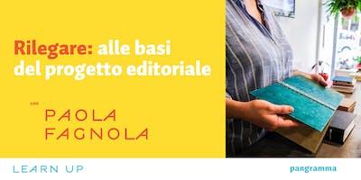 Rilegare: alle basi del progetto editoriale