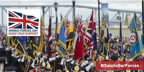 Buckinghamshire and Milton Keynes Armed Forces Day tickets