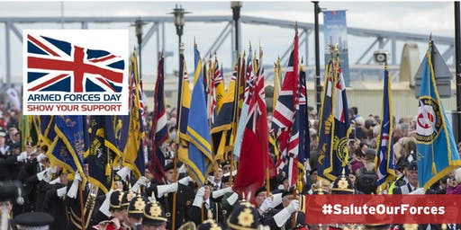 Buckinghamshire and Milton Keynes Armed Forces Day