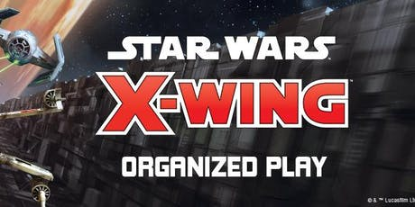X-Wing Miniatures Tournament Event tickets