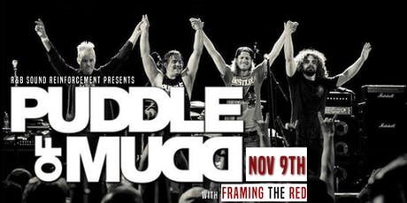 Puddle Of Mudd at Mesa Theater tickets