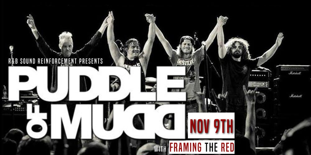 Puddle Of Mudd at Mesa Theater