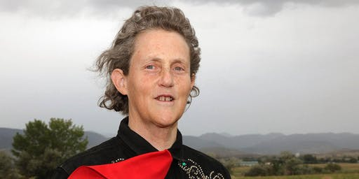 An Evening with Dr. Grandin