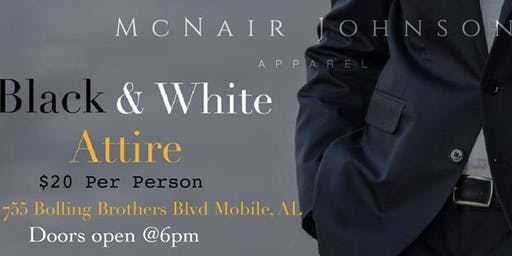 """McNair Johnson Brand Party """"The Culture"""""""