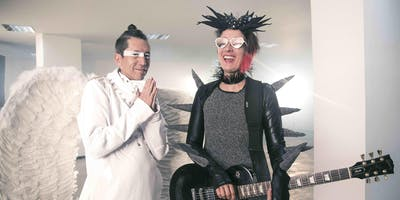Aterciopelados with Pink Hawks