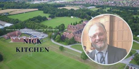 Nick Kitchen's Retirement Celebrations tickets